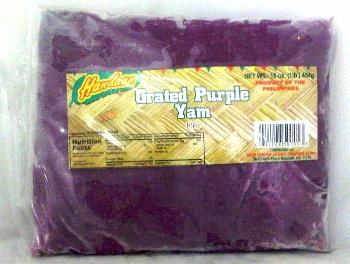 Handaan Frozen Grated Purple Yam