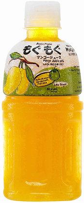 Mogu Mogu Mango Drink with Nata Bits