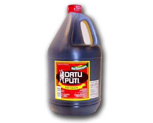 Datu Puti Soy Sauce
