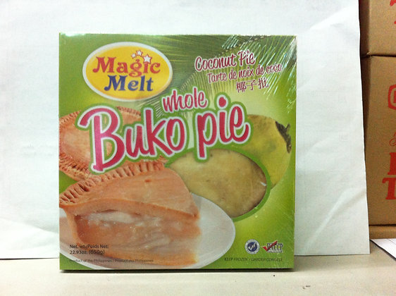 Magic Melt Buko Pie