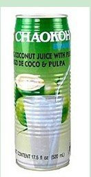 CHAOKOH Coconut Juice with Jelly
