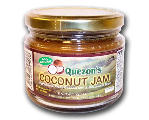 Quezon's Best Coconut Jam