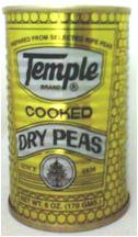 Temple Dried Peas