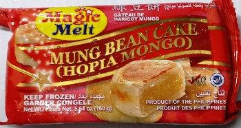 Magic Melt Mung Bean Cake (hopia)  Mongo