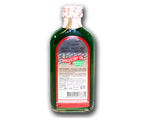 Efficascent Liniment Oil