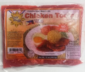 Gold Medal Chicken Tocino