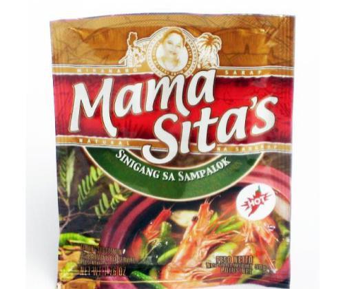 Mama Sita Tamarind Mix, Hot
