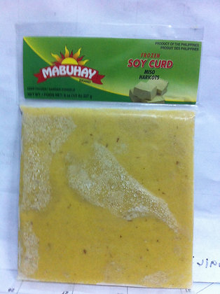 Mabuhay Frozen Soy Bean Curd (Miso)