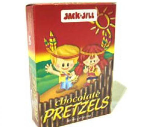 Jack 'n Jill Pretzels Chocolate Sticks