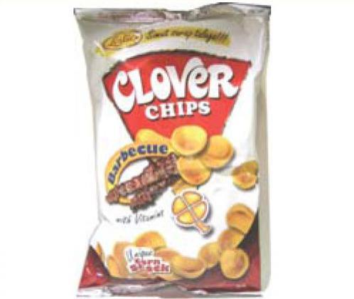 Leslie Clover Chips-BBQ