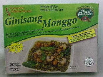 Orient Gourmet Ginisang Monggo