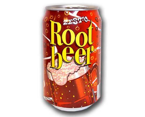 Zest-O Rootbeer
