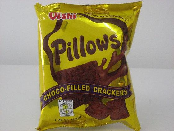 Oishi Choco Pillows