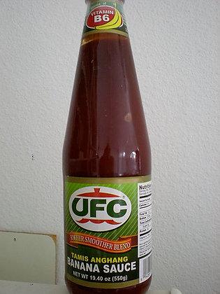 UFC Banana Sauce Regular