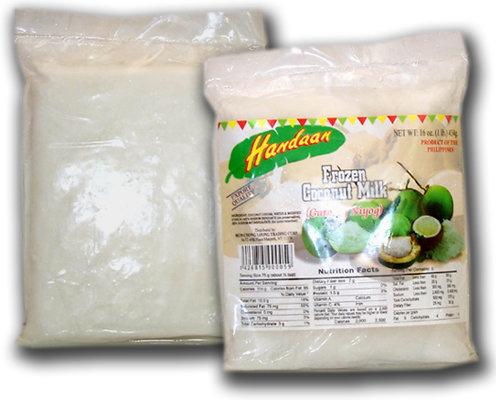 Handaan Frozen Coconut Milk