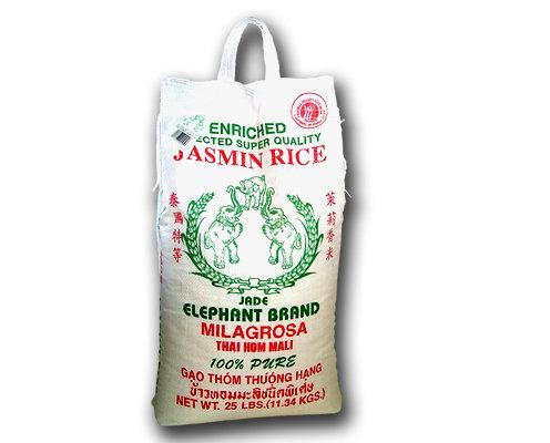 Jade Elephant Thai Jasmine Rice