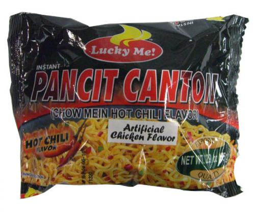Lucky Me Pancit Canton Chili