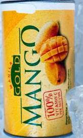 Manila Gold Mango Juice