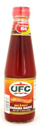 UFC Banana Sauce, Hot