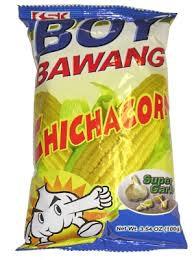 Boy Bawang Chichacorn Super Garlic