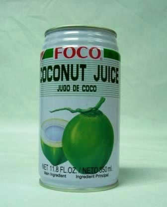 FOCO Coconut Juice with Meat