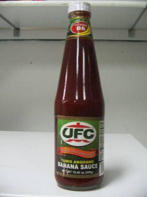 UFC Banana Sauce, Regular