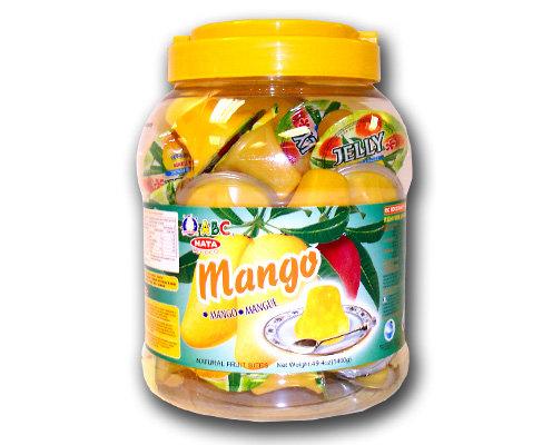 ABC Coconut Jelly Mango in Jar