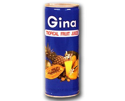 Gina Tropical Fruit Juice