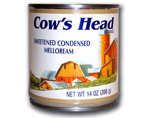 Cow's Head Condensed Melloream