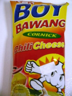 Boy Bawang Chili Cheese (Cornick)