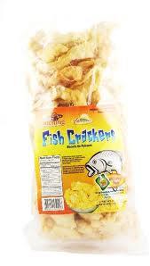 Aling Conching Fish Cracker with Salt & Vinegar