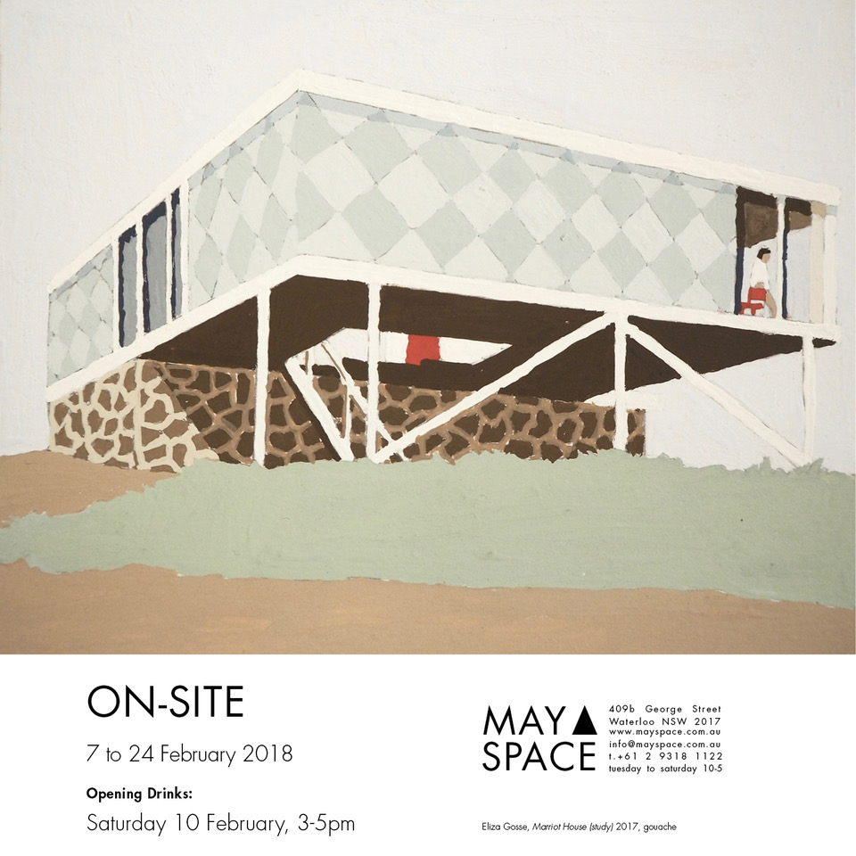 On Site - Group Show