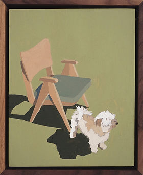 Eliza Gosse_Dogs That I Have Known - Bil