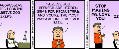 BEING PROACTIVE TO THE PASSIVE: HOW TO ATTRACT PASSIVE JOB SEEKERS