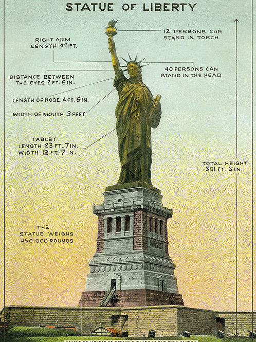 Liberty Wrapper/Poster