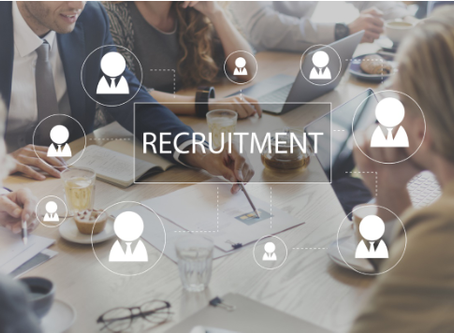 RECRUITMENT: THE ROAD AHEAD