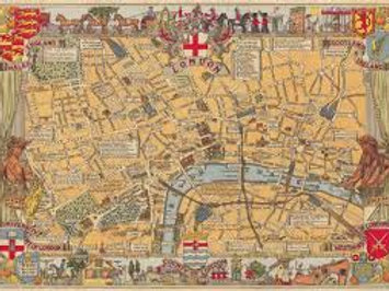 London Wrapper/Poster