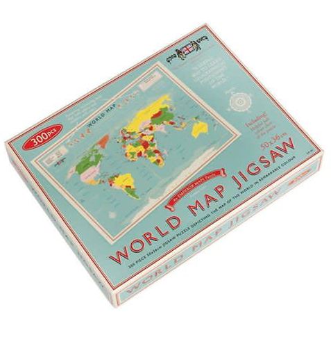 World Puzzle (300 pieces)