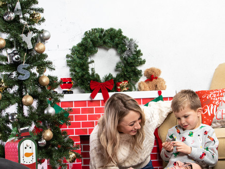 Christmas Card Photo Session Tips