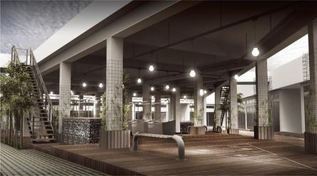 도시활력증진 개발사업 경관특화계획