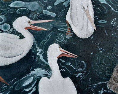 Stork Party (sold)