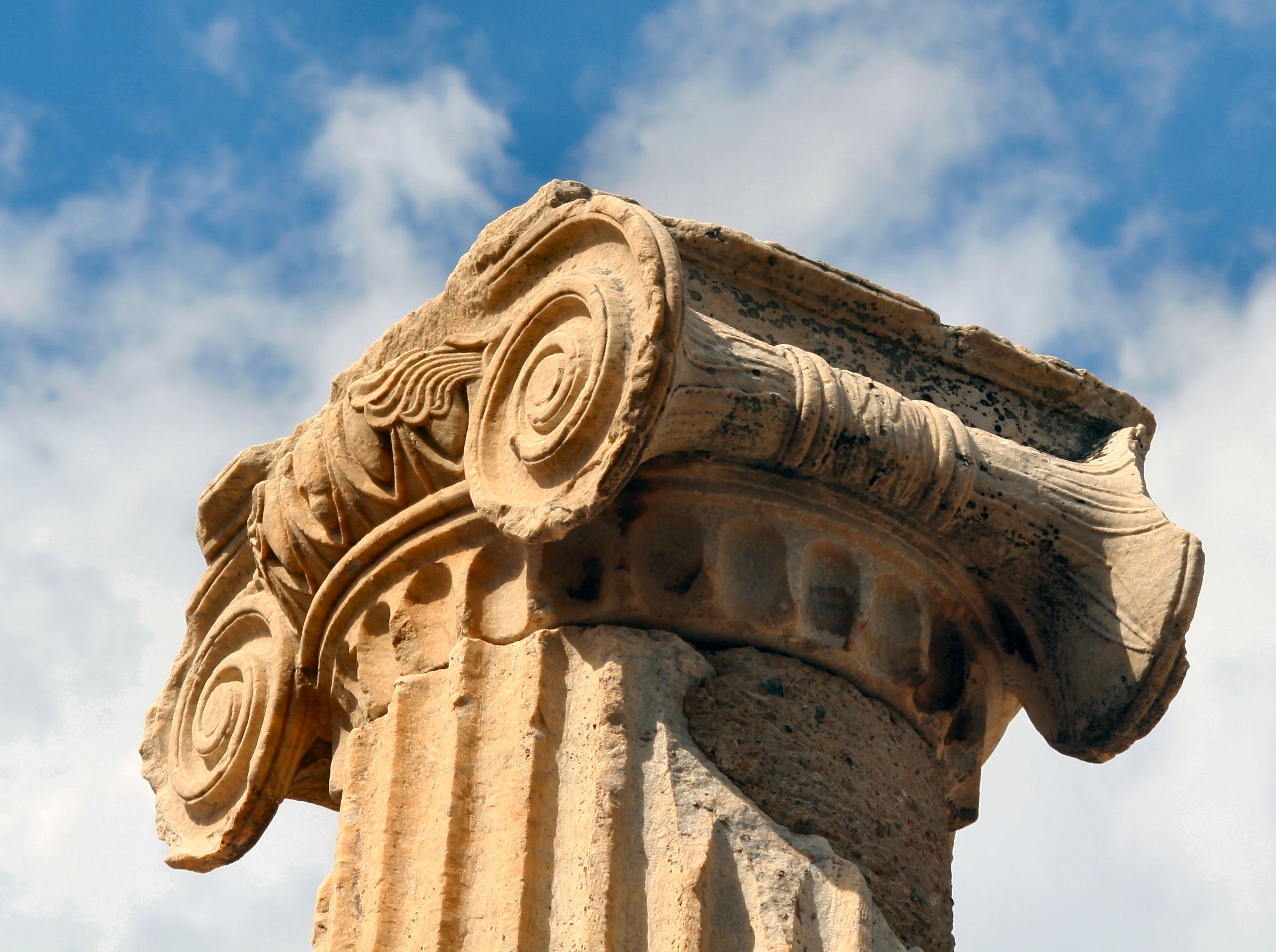 Column Capital, Ephesus