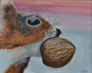 Nuts! (sold)