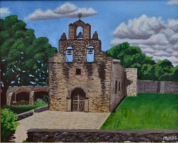 Mission Espada (sold)