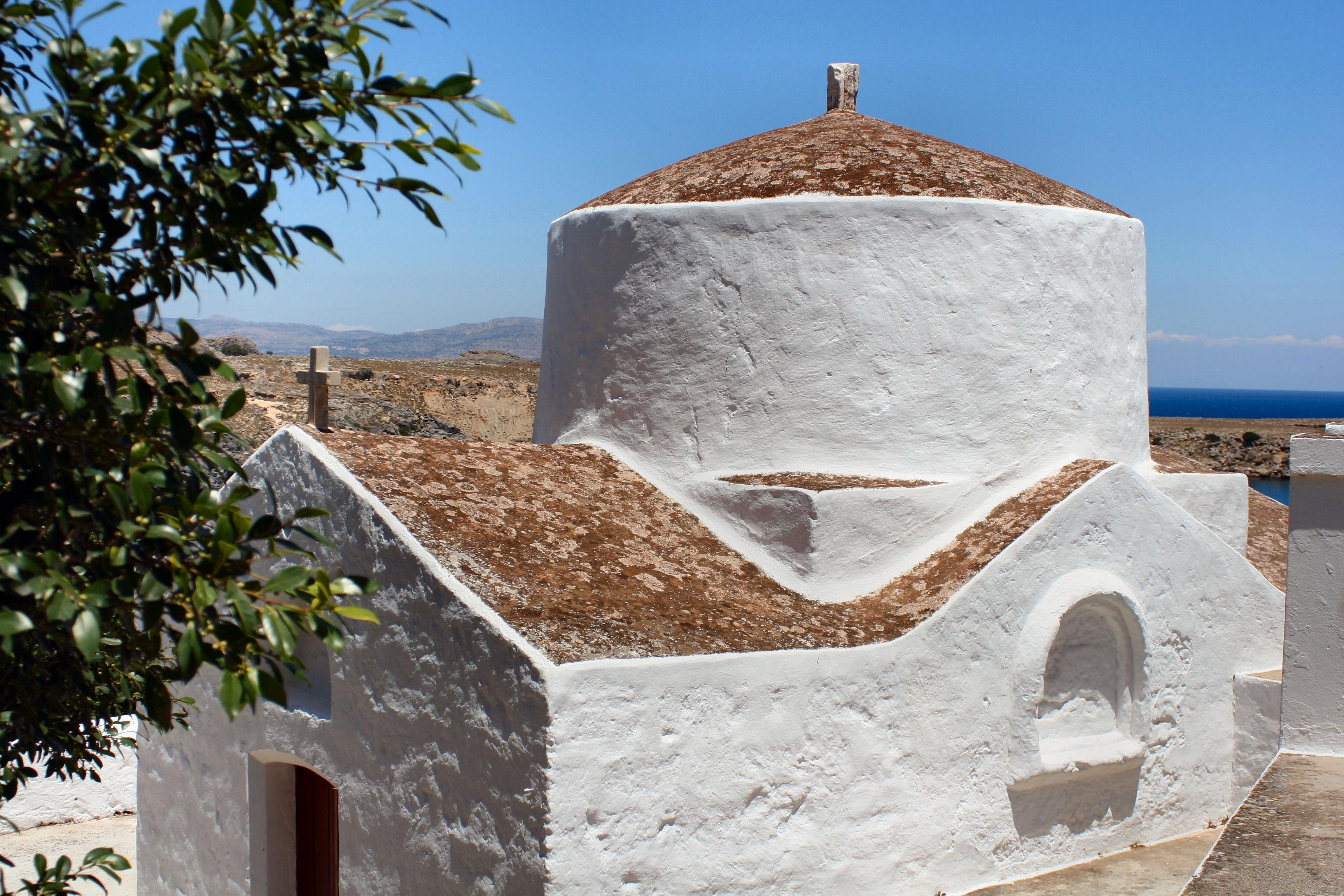 Church in Lindos