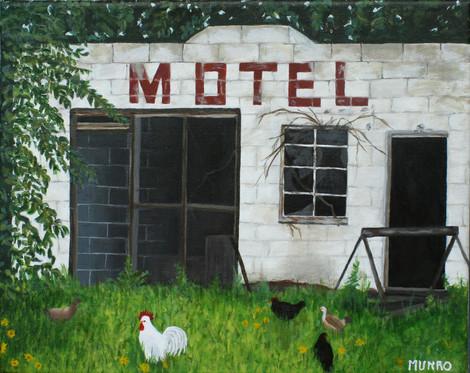 Chicken Motel (sold)