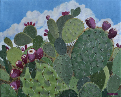 Prickly Pear Bouquet
