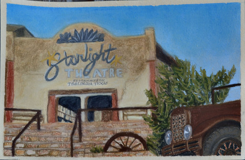 Starlight Theater (sold)
