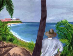 View of Old San Juan