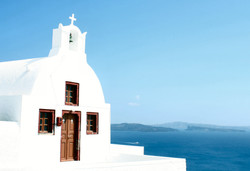 Church, Santorini
